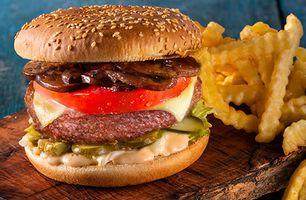 Burger Vegan Sweet Chilli