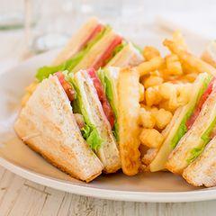 Club Sandwich Ham