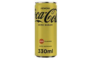 Coca-Cola Zero Λεμόνι 330ml