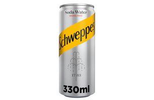 Schweppes Soda 330ml