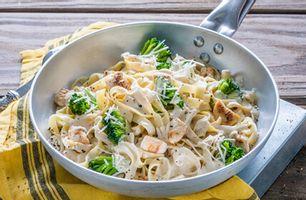 Tagliatelle Pollo e Broccoli