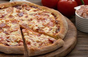 Πίτσα BBQ