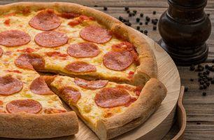 Πίτσα Pepperoni